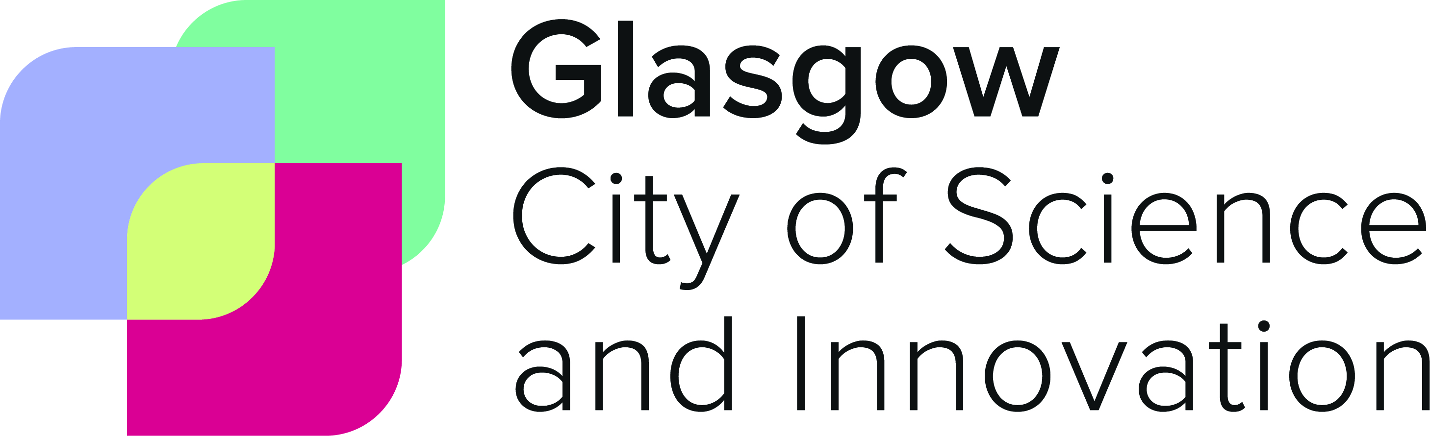 The logo of Glasgow City of Science