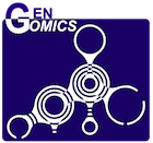 Icon for genomics specialist