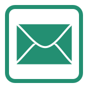 Icon representing postal mail address