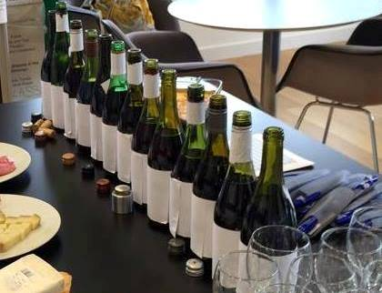 Photo from internal tester wineomics event.