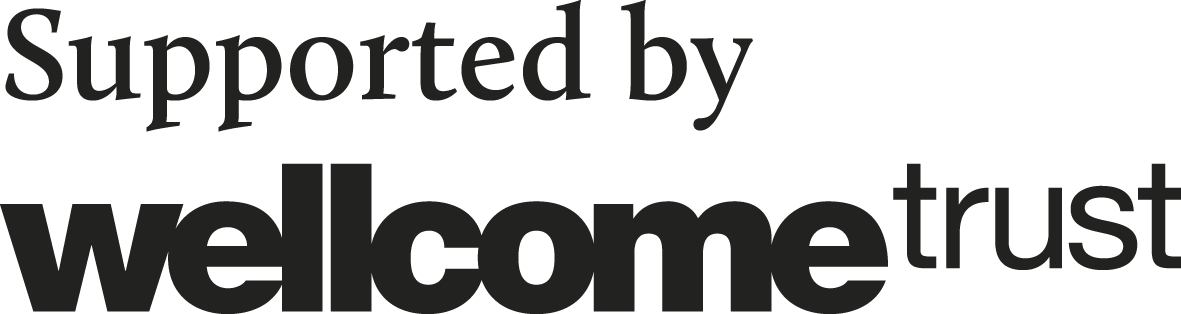 The Wellcome Trust Support Logo
