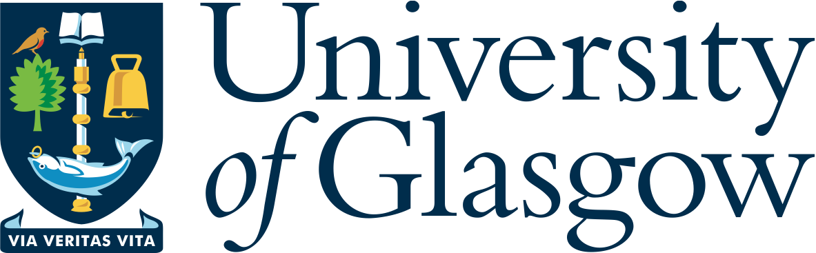 The logo of the University of Glasgow